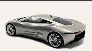 Jaguar C-X75 Concept - Paris Motorshow 2010 - GTChannel