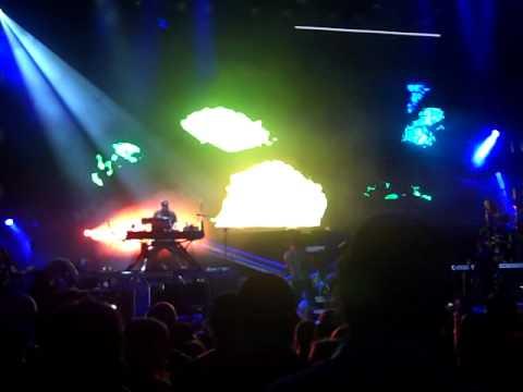 Linkin Park - Opening - Comfort Dental Amphitheater 8/30/2012