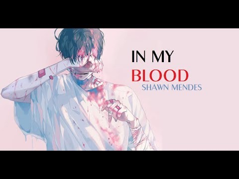 【 IN MY BLOOD】 SHAWN MENDES「AMV」