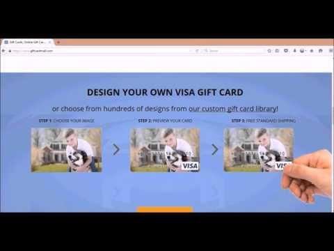 Giftcardmall Visa Gift Cards