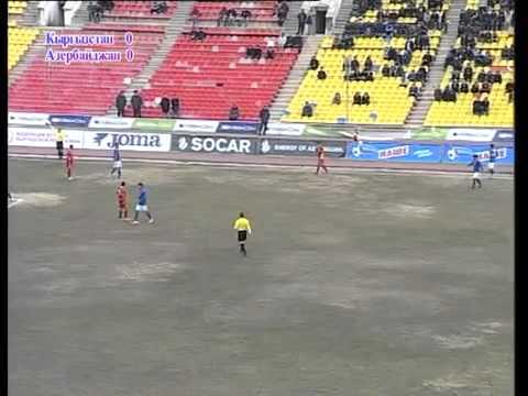 Kyrgyzstan - Azerbaijan 0:0 International Friendly 2014