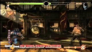 Download Video Mortal Kombat Walkthrough - Kombatant Strategy Guide - Johnny Cage MP3 3GP MP4