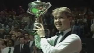 World Snooker Championships highlights 1927-2000 (2/2)