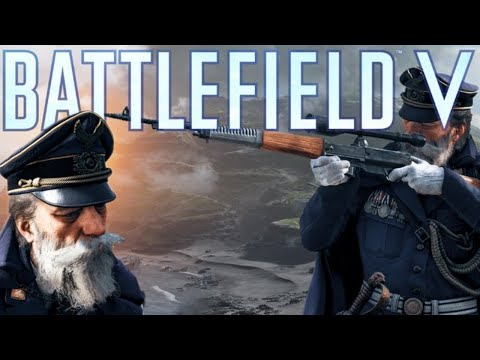 "New ""Siegfried"" Elite Gameplay! - Battlefield V 