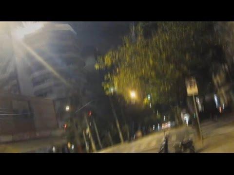 Terrorist hits building in Brazil