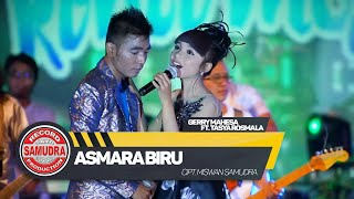 Gambar cover Gerry Mahesa Ft. Tasya Romala - Asmara Biru (Official Music Video)