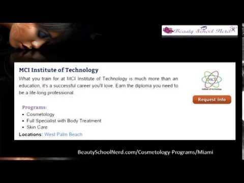 Cosmetology Schools In Miami | Beauty Schools FL | Cosmetologist Certification