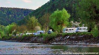 Reisebericht Camping Rossatz (Niederösterreich) April 2014