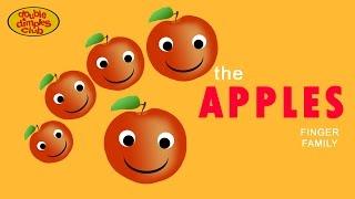 Videos for Preschool Finger Family - Apples - Nursery Song - Childrens Learning DDC