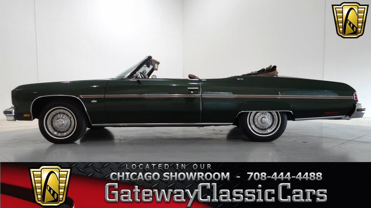 1975 Chevrolet Caprice Clic Gateway Clic Cars Chicago #720 ...