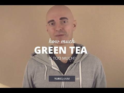 How Much Green Tea Should You Drink Each Day
