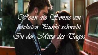 New Moon official soundtrack  (deutsche übersetzung)