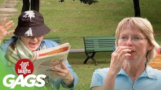 Best of Sleeping Pranks | Just For Laughs Compilation