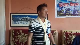 उमेश राई फुलन्देकी आमाको Umesh Rai  comedy video