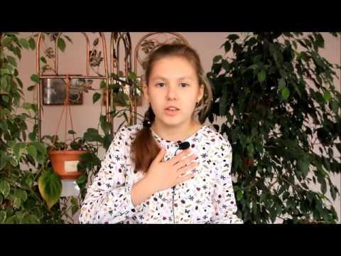 Изображение предпросмотра прочтения – ЕкатеринаСырьева читает произведение «Слепой (Люблю встречать на улице…)» В.Я.Брюсова