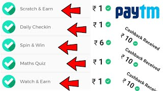 paytm 10 earn instant payment || how to make money online | today paytm earning app | Tamil 0.5