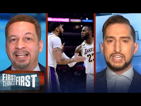 Nick & Broussard discuss if LeBron & AD could be the best duo in NBA history   FIRST THINGS FIRST