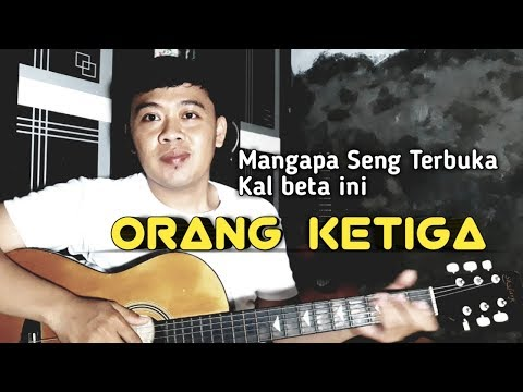 ORANG KETIGA - VICKY SALAMOR (cover) By Echo Mposer