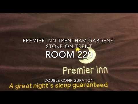 Premier Inn Trentham Gardens Stoke On Trent Room 220 Double