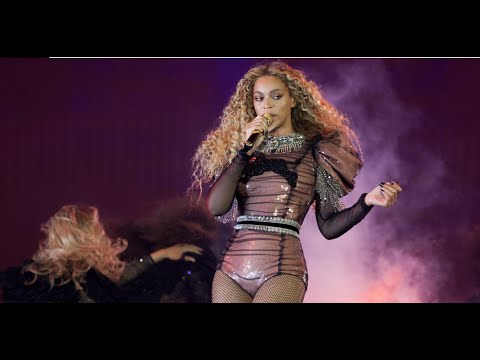 Beyonce Sorry & Kitty Kat(The Formation World Tour Live)