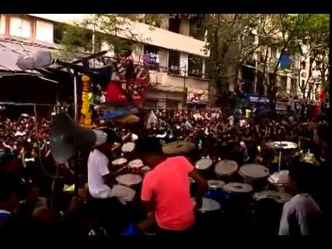 Lalbaug Beats At Chinchpoklicha Chintamani Aagman6