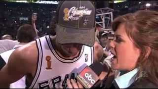 Manu Ginobili 23 pts vs Detroit Pistons - G7 2005 NBA Finals