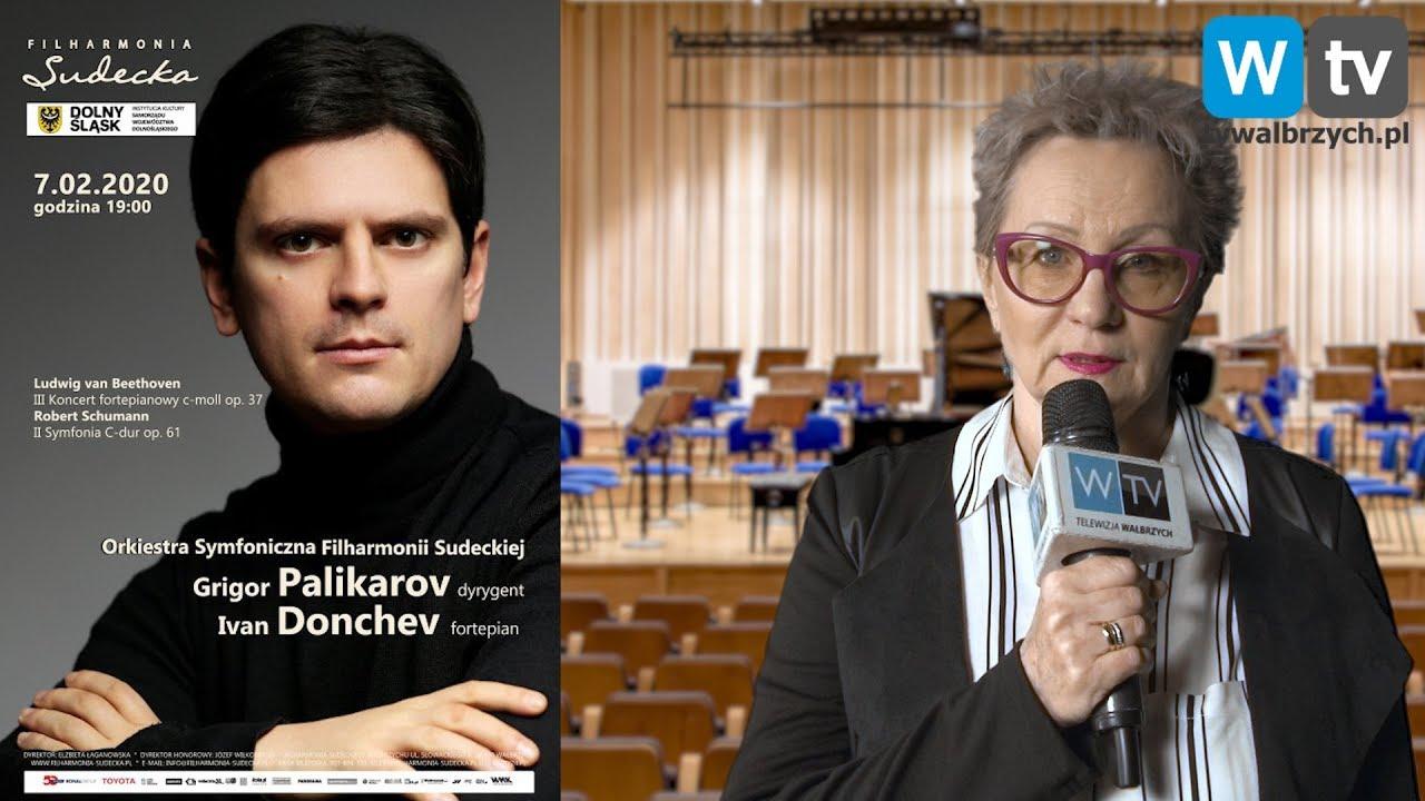 Telewizja Wałbrzych -  Bułgarscy artyści w Filharmonii Sudeckiej