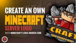 Lemonsgraphicsillustrator Minecraft Speedartavian Server Logo - Minecraft server icon erstellen