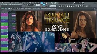How to Produce Manali Trance by Yo Yo Honey Singh in FL Studio .