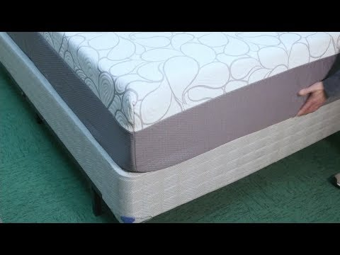 How to have a bed without a box spring