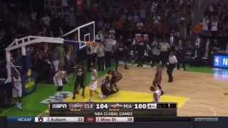 (♛ THE KING'S RETURN ♛) Cleveland Cavaliers vs Miami Heat (Full Highlights)