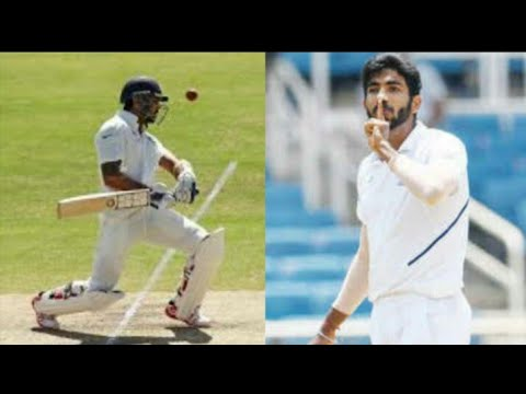 JASPRIT BUMRAH Unplayable Ball and Deadly bouncer against AUSTRALIA in 2019 Test series.