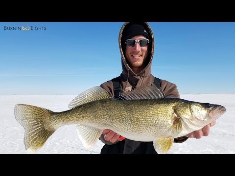 Ice Fishing South Dakota