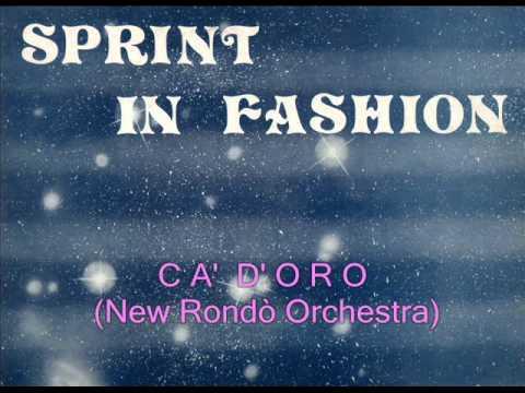 Ca' d' oro NEW RONDO' ORCHESTRA