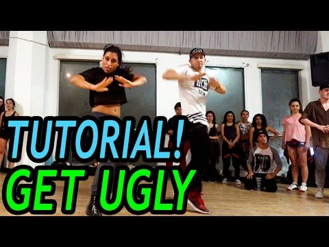 GET UGLY - Jason Derulo Dance TUTORIAL | @MattSteffanina Cho