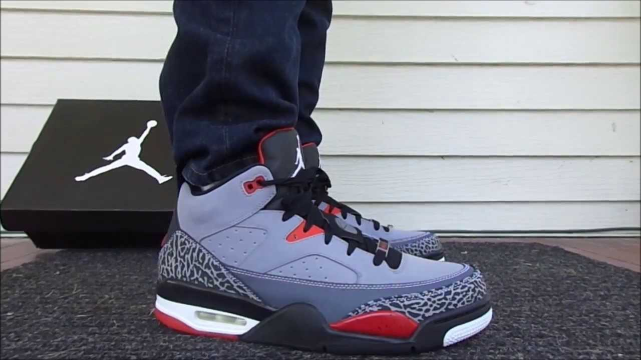 huge selection of f92b7 5250f cheapest air jordan son of mars low stealth review on f youtube 5edf7 cd9f7