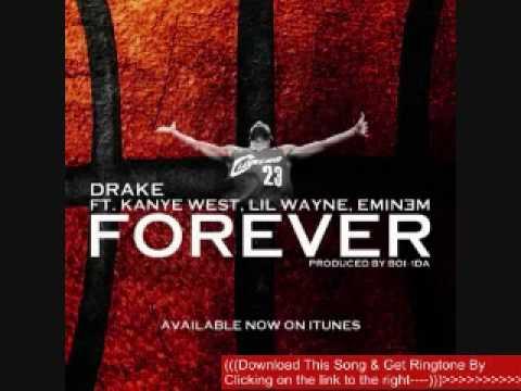 """Drake """"Forever"""" Ft. Lil wayne, Eminem, Kanye west (Hot Official new music song sept 2009) + Download"""