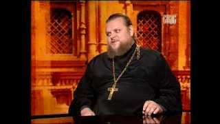 О.Леонид Калинин о себе, о храме Христа Спасителя,