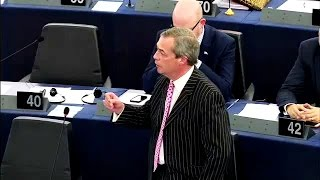 Brexit vote about the safety and security of British women - UKIP Leader Nigel Farage