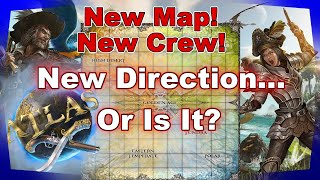 Atlas   New Map & New Direction... Or Is It?   Atlas Update YouTube Videos