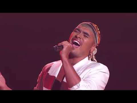 Download Pinoy singer on the Voice Australia- Four chairs Turn - Seann Miley Moore- The Prayer