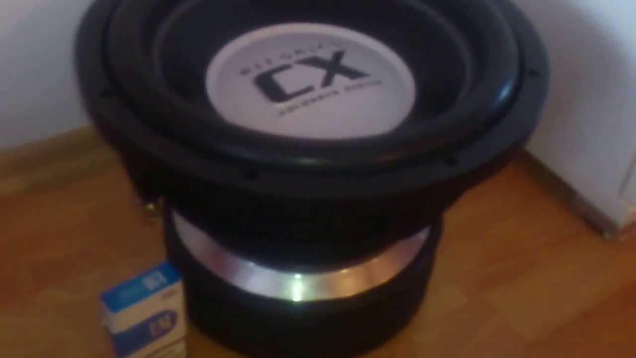 Hifonics Cx12d2