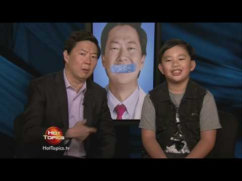 Dr. Ken Jeong talks about new show, wife's breast cancer victory | Hot Topics