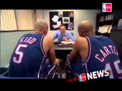 Kidd Carter NBA Fantasy Commercial