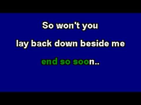 JUST GOT STARTED LOVIN' YOU by JAMES OTTO (KARAOKE)