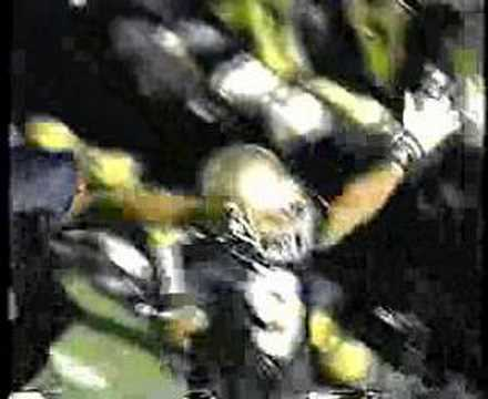 1998 Notre Dame vs. Michigan - Jarious Jackson TD pass