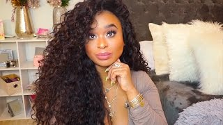 Hair By Belle Bree | Brazilian Curly | install