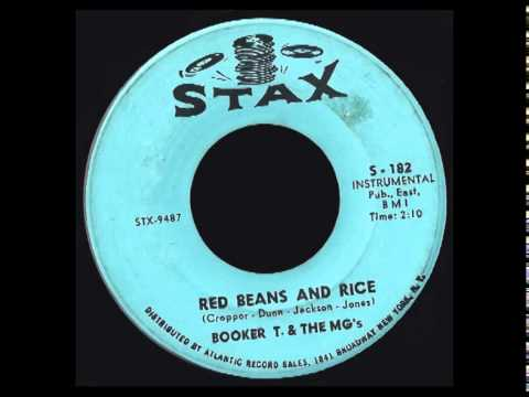 Booker T & the MG's  - Red Beans and Rice - Stax - 1965