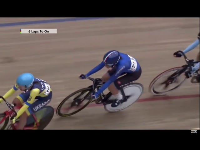 Mondiali Pista: Silvia Zanardi Mondiale nella Corsa a Punti
