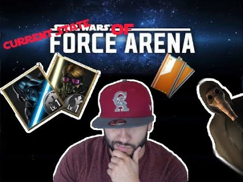 Force arena matchmaking
